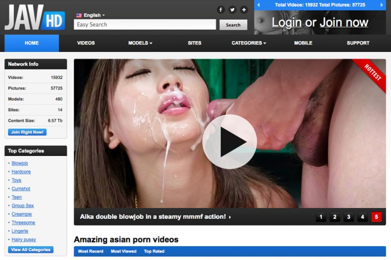 JavHd review best pay porn sites for asian porn