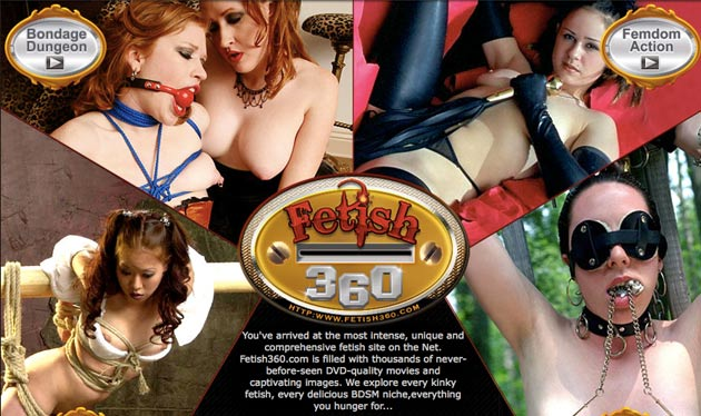 fetish360 review best pay porn sites for fetish HD content