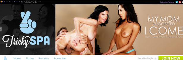 most popular massage porn site if you're into class-A hardcore content