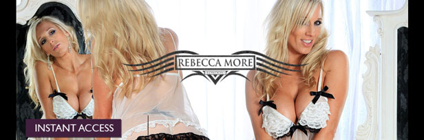 rebaccamore is the most awesome membership adult website if you're up for stunning hardcore material